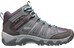Keen W's Oakridge Mid WP Shoes Gray/Shark